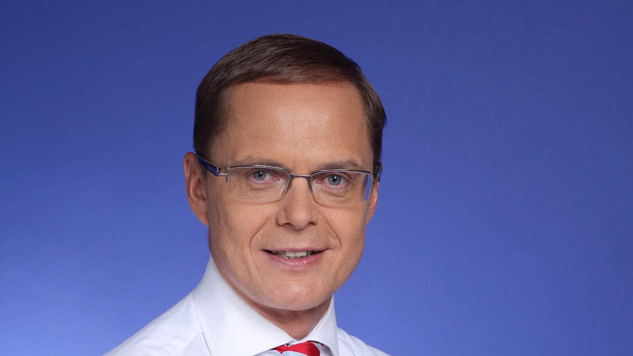Šéf českého zastoupení automobilky Hyundai Vladimír Vošický.