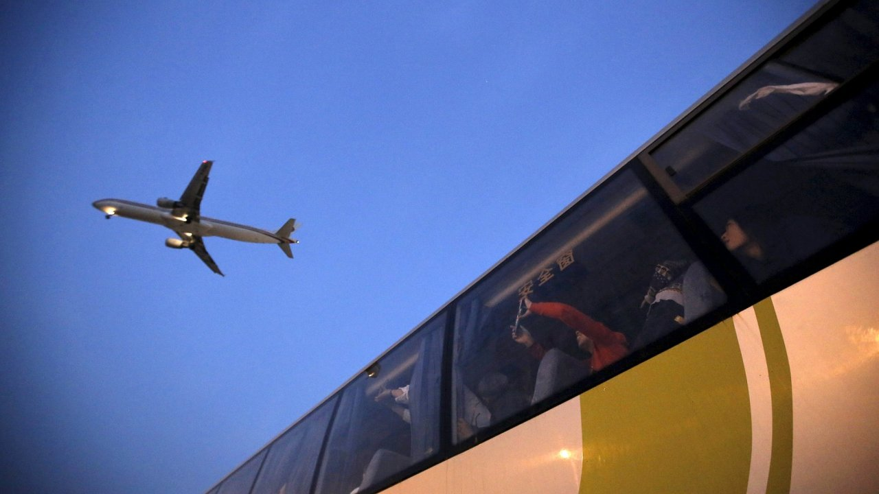 Letadlo - Ilustrační foto.