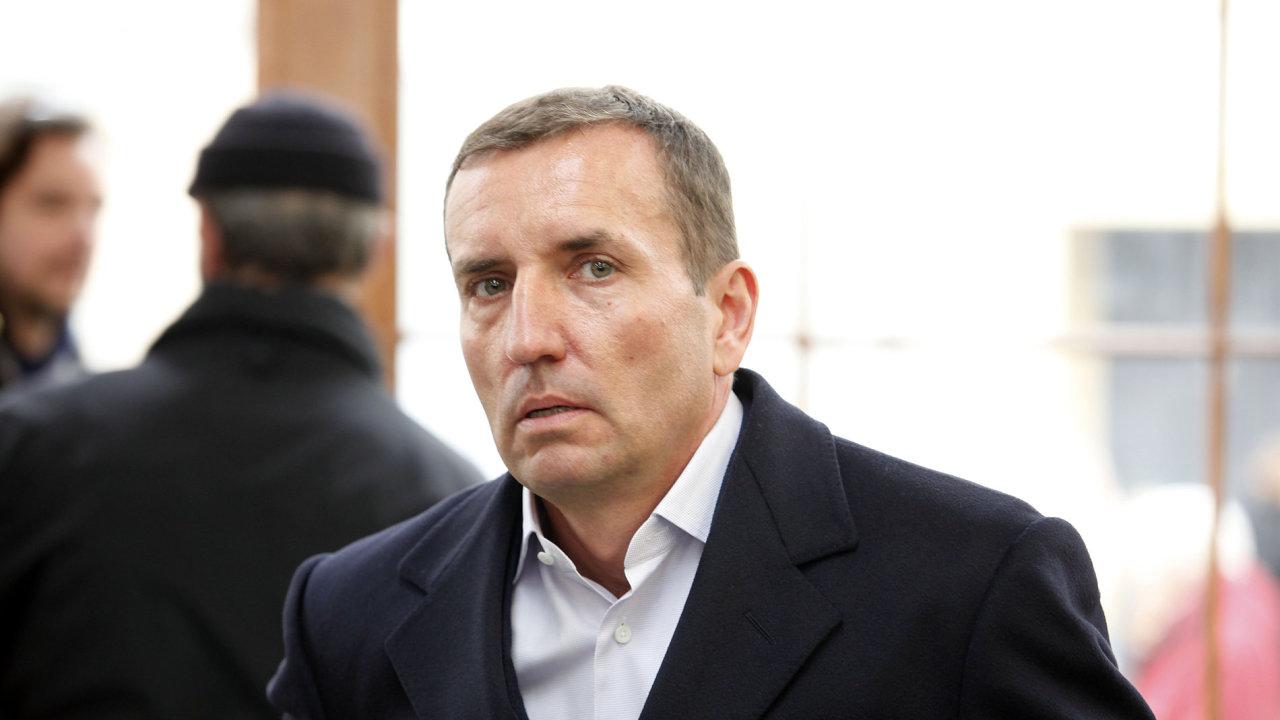 Šéf skupiny Penta Marek Dospiva