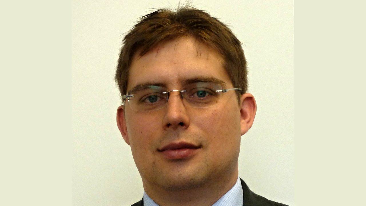 Tomáš Dvořák, člen představenstva Equa bank