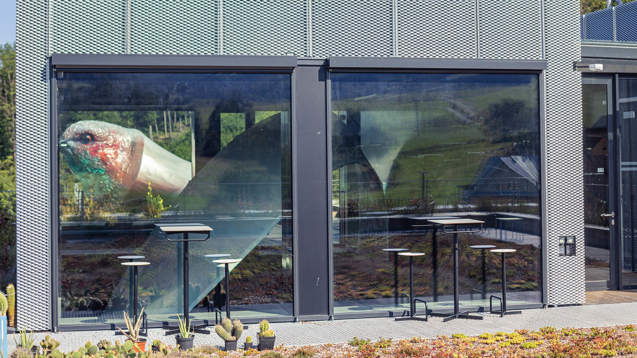 Sinteriérem budovy sestavené zmodulů, které vyrobila firma Koma Modular původně pro výstavu Expo Milán 2015, letos vyhrála ijednu zkategorií soutěže Zasedačka roku.