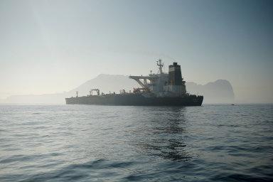 V Perském zálivu se letos odehrálo několik incidentů, při nichž byly zajaty nebo napadeny tankery - Ilustrační foto.