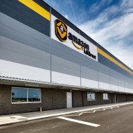 Logistické centrum Amazonu v Dobrovizí u Prahy.