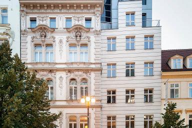 Skupina Mint Investments koupila nemovitost vpražské ulici NaPříkopě 393/11 a392/9.