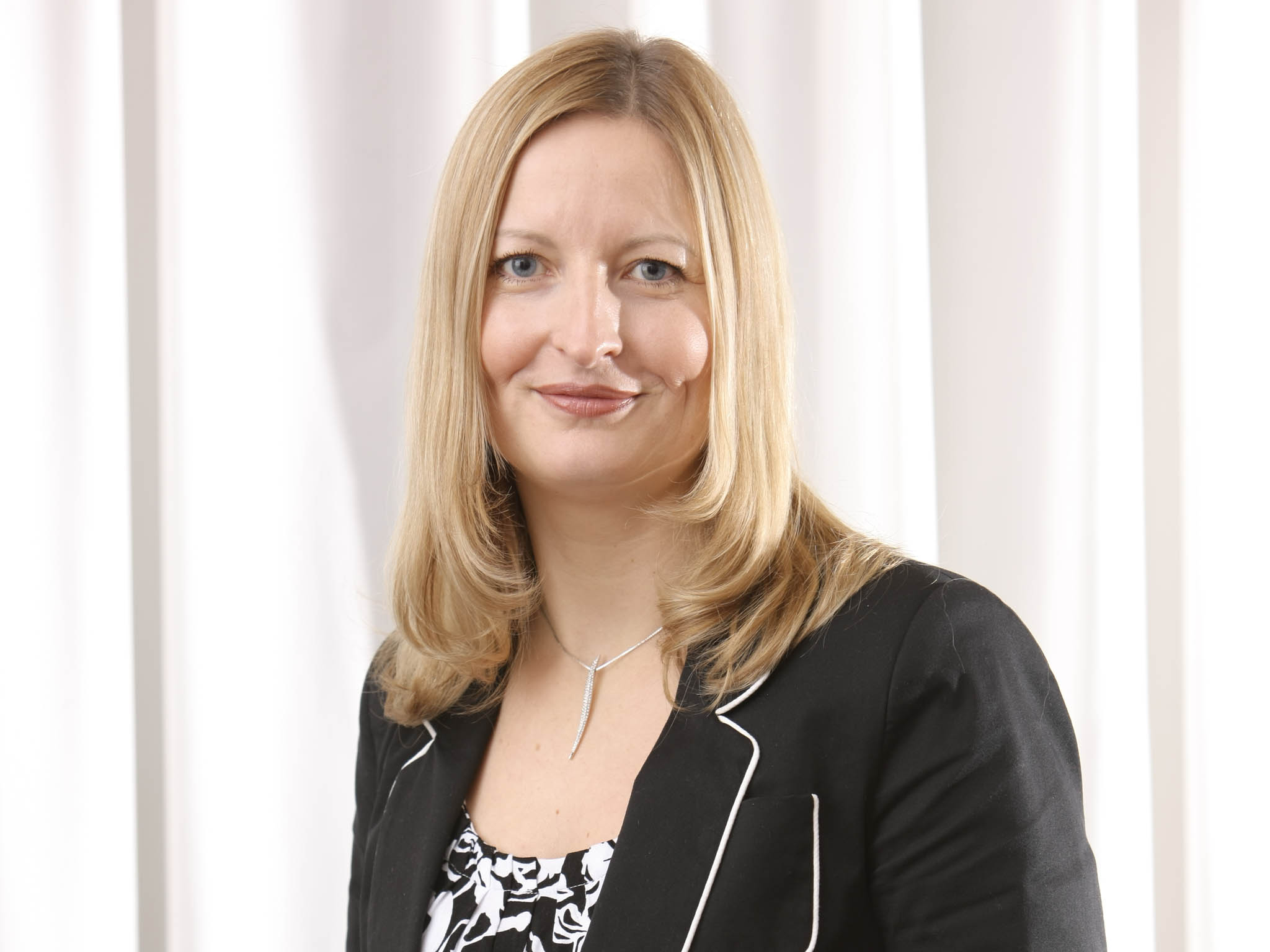Monika Truchlíková, manažerka platebních karet KB