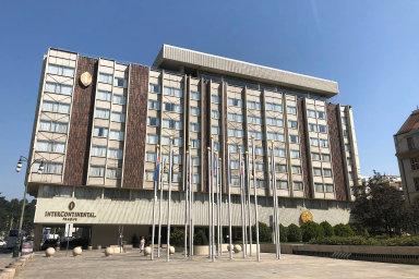 Jednou z největších transakcí na českém hotelovém trhu byl loňský prodej hotelu InterContinental.
