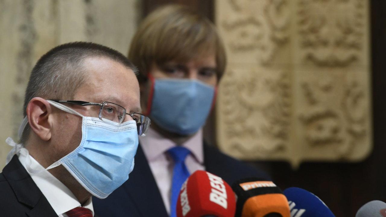 Ředitel Ústavu zdravotnických informací a statistiky (ÚZIS) Ladislav Dušek.