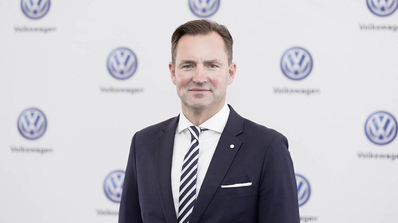 Nový šéf Škody Auto: Thomas Schäfer má převzít vedení mladoboleslavské automobilky.