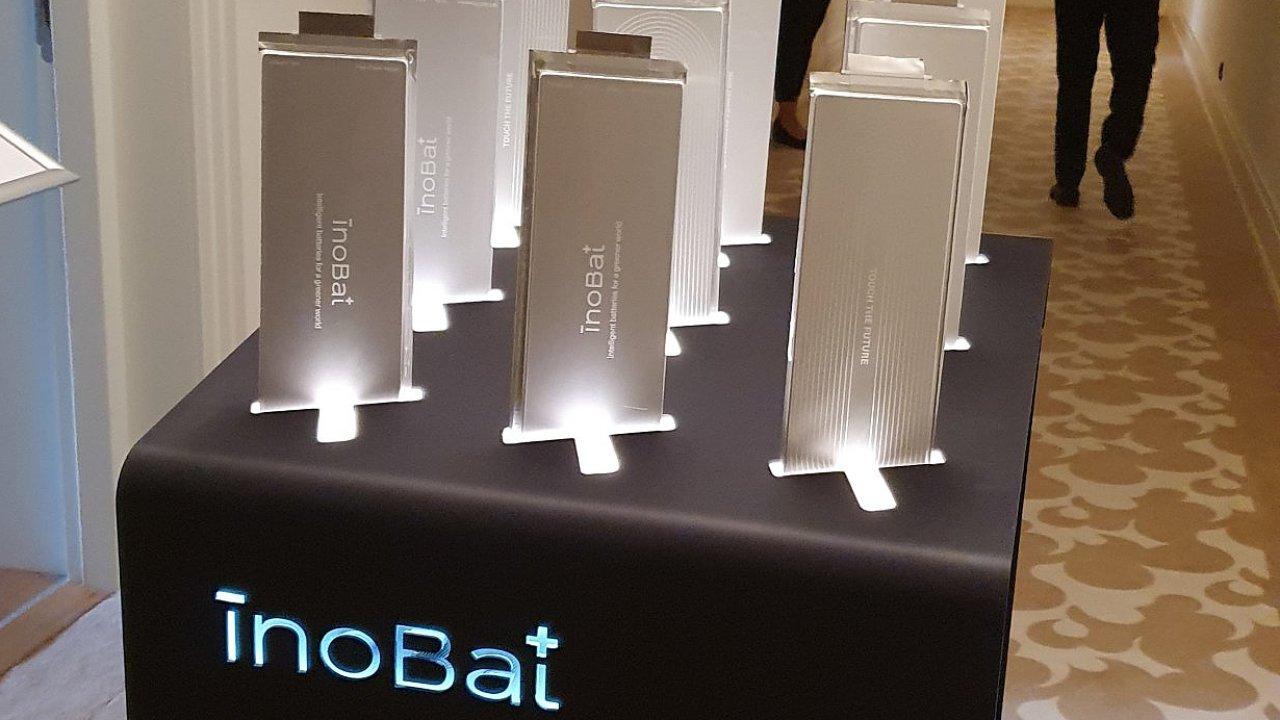 Baterie má nabídnout automobilům o dvacet procent vyšší dojezd než v současnosti používané baterie.