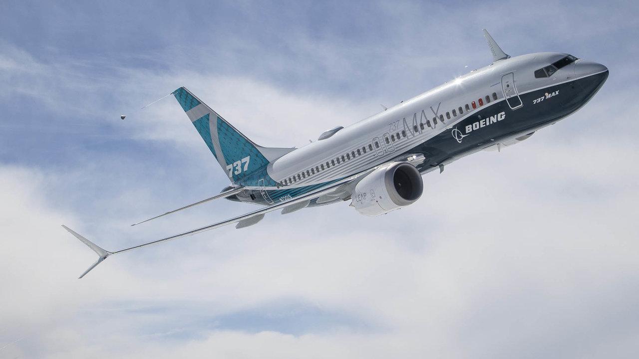 Boeing věří, že jeho upravený letoun 737 Max si znovu získá důvěru zákazníků hlavně díky svému hospodárnějšímu provozu.
