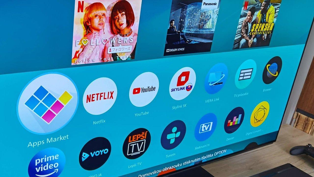 V jedné televizi lze mít třeba deset  zdrojů televizního vysílání, v podstatě bez reklam a mrhání časem.