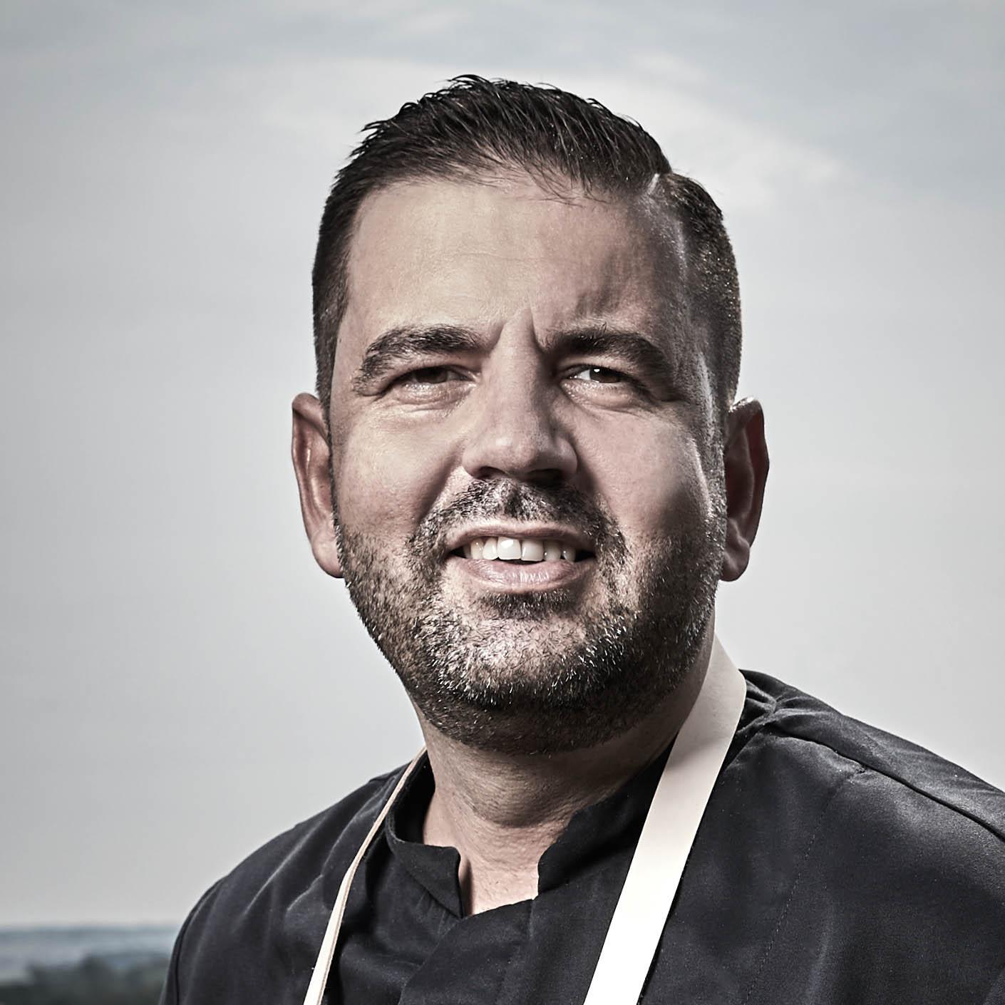 Radek Kašpárek, šéfkuchař