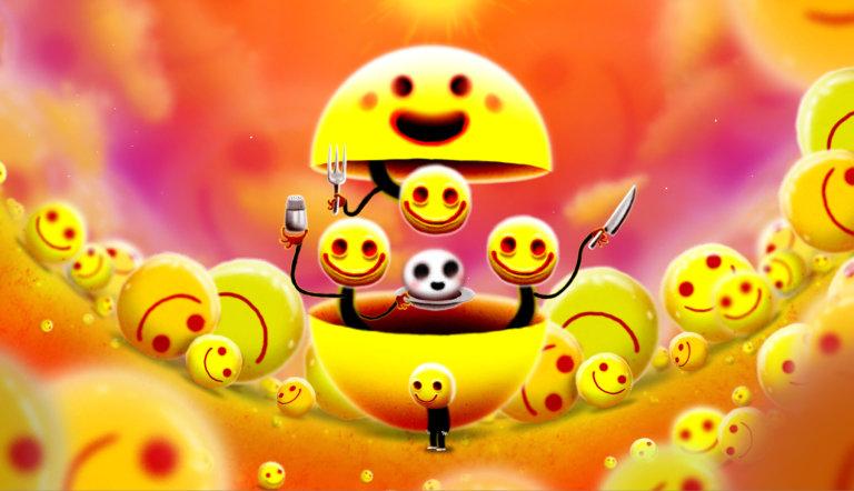 Happy Game klame názvem i vizuálním zpracováním