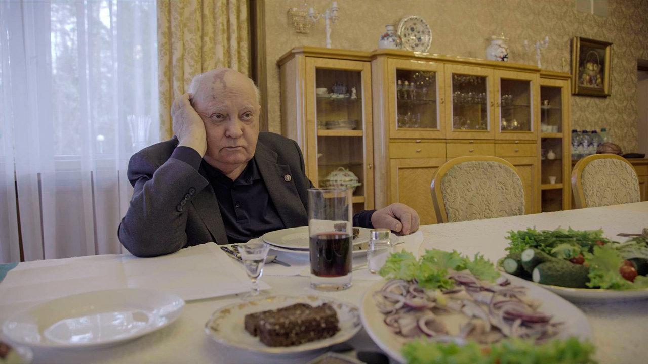 Michail Gorbačov oslaví 2. března 2021 devadesáté narozeniny.