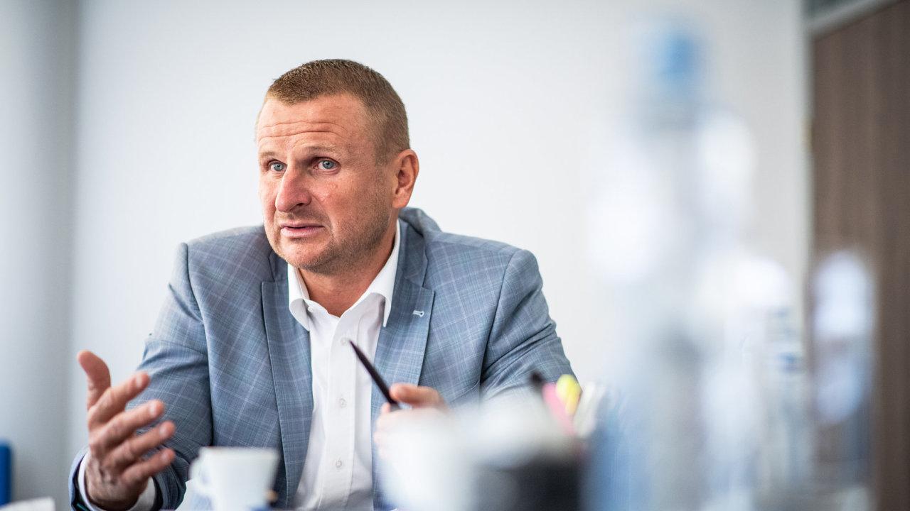 Pavol Krúpa, někdejší majitel skupiny Arca Investments.
