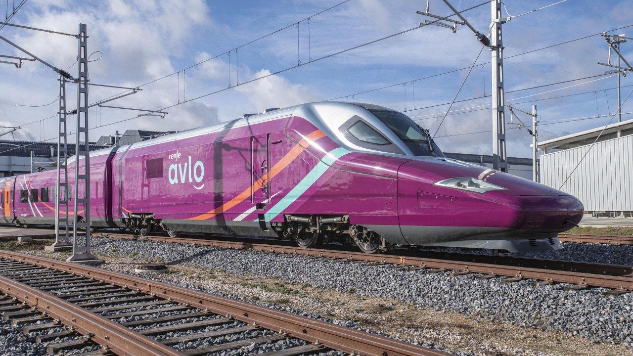 vlak, Avlo,Renfe
