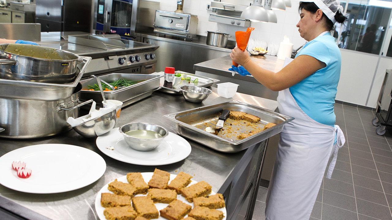 Soutěž o nejlepší školní oběd