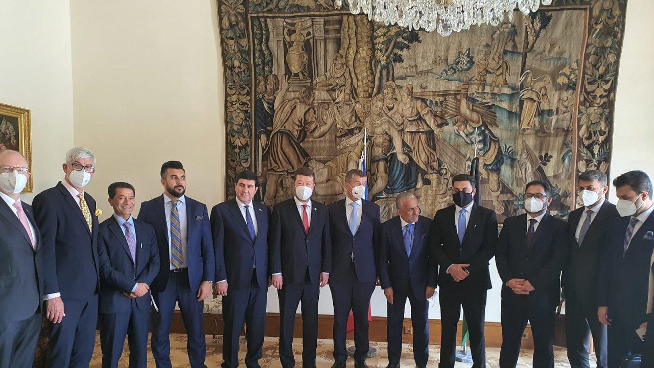 Červnové Česko-slovensko-afghánské obchodní a investiční fórum podpořil i premiér Andrej Babiš.