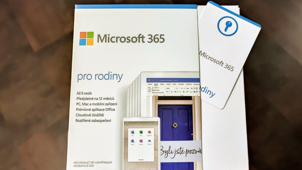 Krabičky se softwarem dnes neobsahují CD nebo USB disky s instalačními soubory, ale jen aktivační kód. A jsou často citelně levnější než přímý nákup