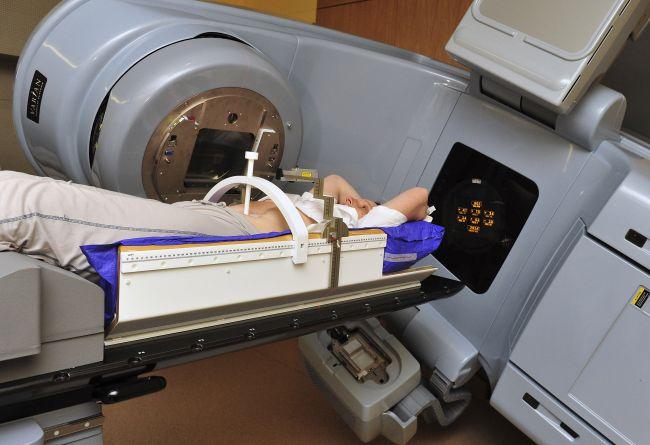 nová metoda léčby rakoviny X-nožem