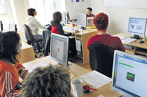 K nejběžnějším formám rekvalifikace patří kurzy počítačové gramotnosti