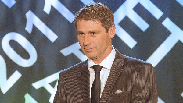 Jan Železný, trenér roku