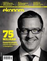 Týdeník Ekonom - číslo 3/2012
