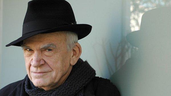 Milan Kundera se dostal do žebříčku stovky nejvlivnějších myslitelů planety