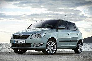 Škoda Fabia vyklízí pole. Do prodeje jde nejlevnější verze za 219 900 Kč