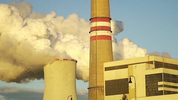 Teplárenské skupině MVV Energie klesl zisk o desetinu - Ilustrační foto.