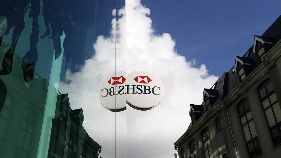 Bank HSBC se přiznala ke praní špinavých peněz.