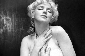 Marilyn  byla ohromně štíhlá a přitom vyvinutá, ukazují šaty nedozírné ceny mířící do Prahy