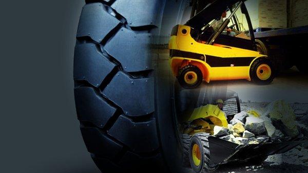 Společnost Čemat zavádí na český trh novou značku levnějších pneumatik pro manipulační a stavební stroje - Bostone