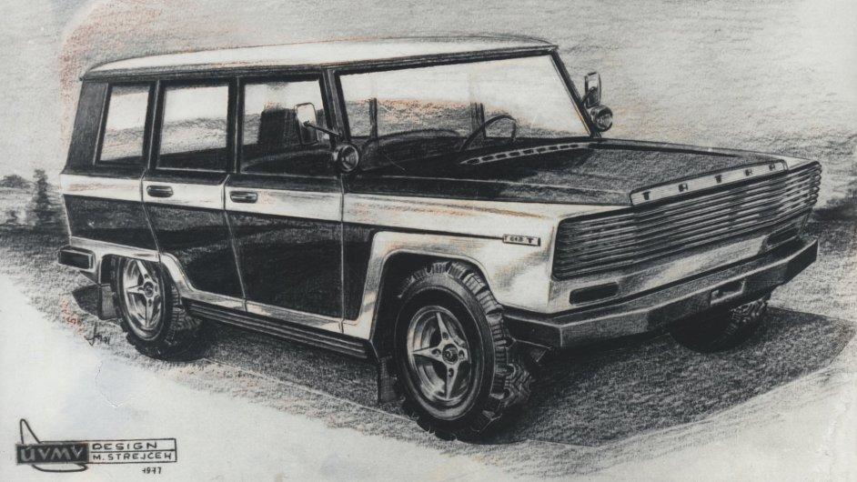 Tatra 613 T