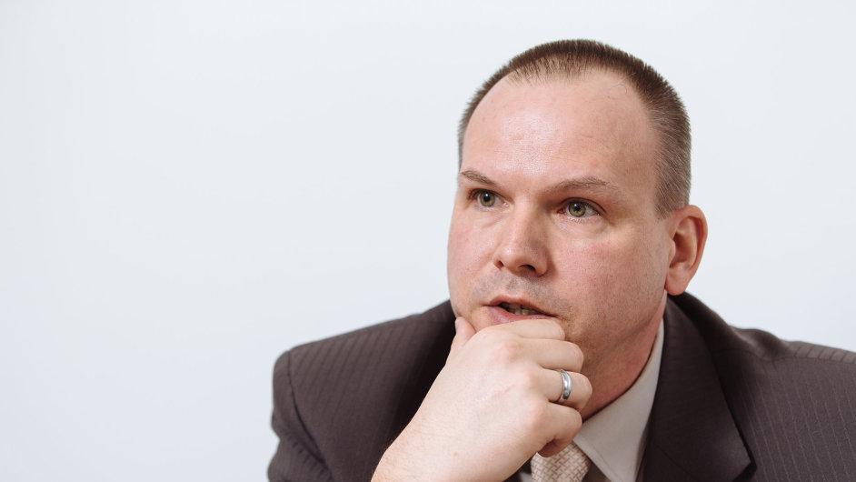 Nový ředitel FAÚ a bývalý protikorupční detektiv Libor Kazda