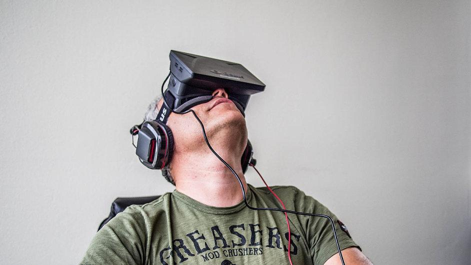 Virtuální realita podle Oculus Rift