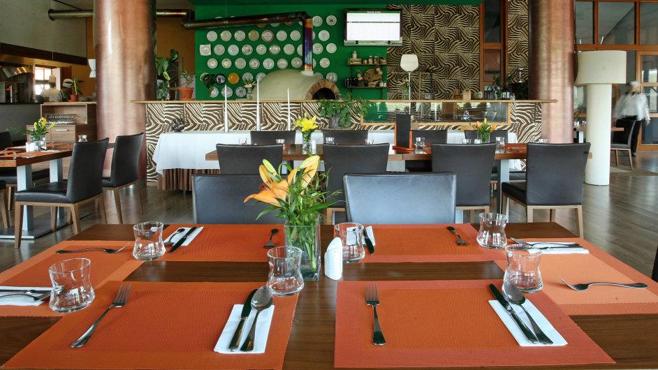 Restaurace Tifannys