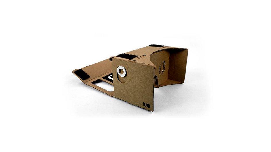 Google Cardboard: Virtuální realita podle Googlu