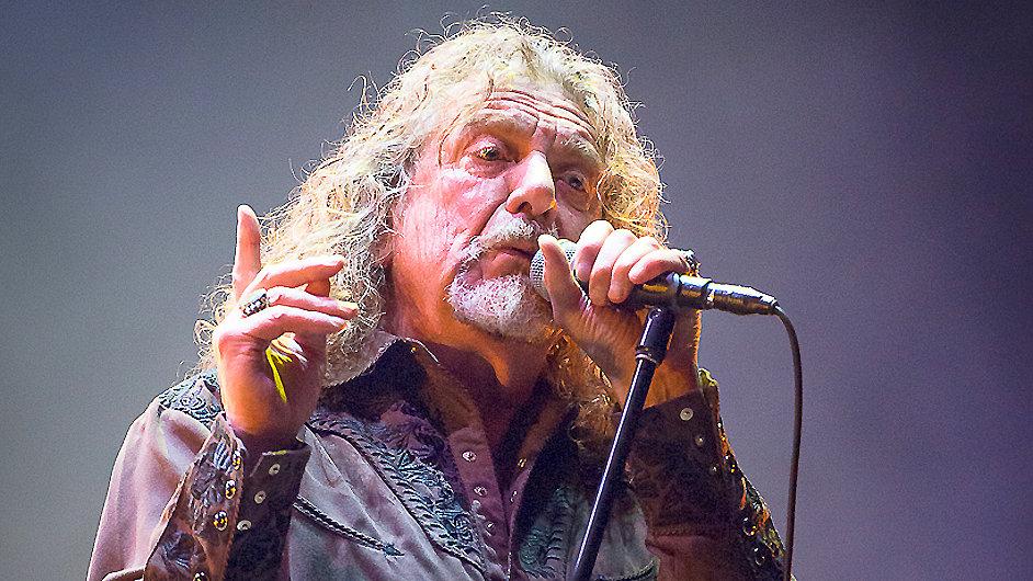Robert Plant se do Ostravy vrátil po osmi letech.
