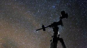 Pohled na hv�zdy - ilustra�n� foto