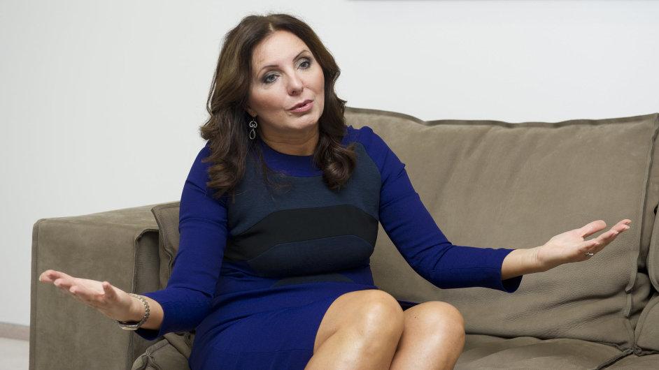 Biljana Weberová, šéfka českého Microsoftu