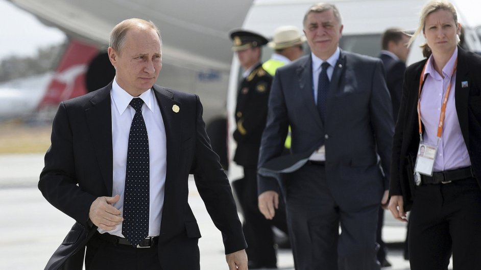 Ruský prezident Putin předčasně opustil summit G20.