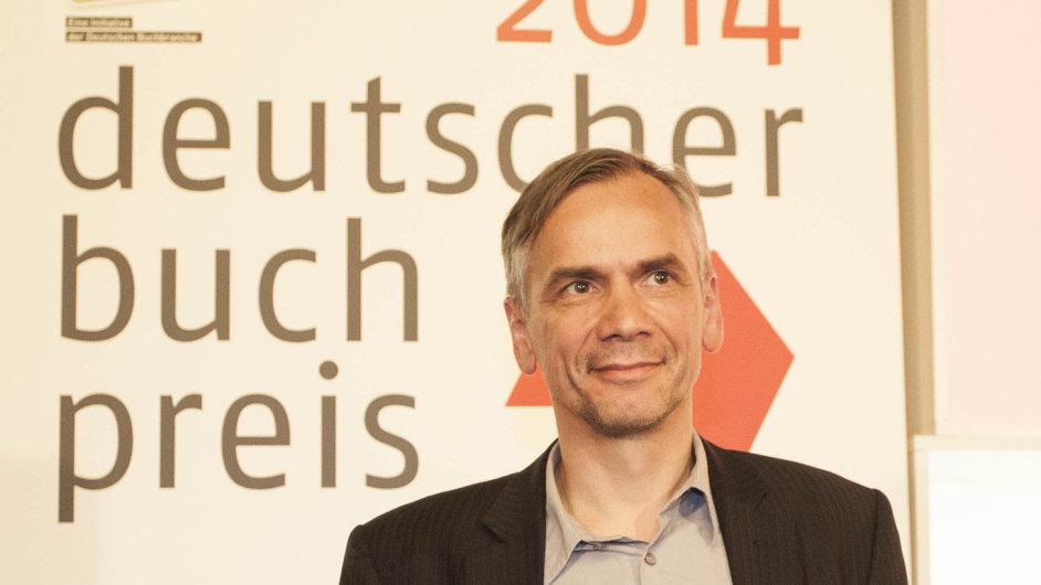 V pondělí Prahu navštíví spisovatel Lutz Seiler.