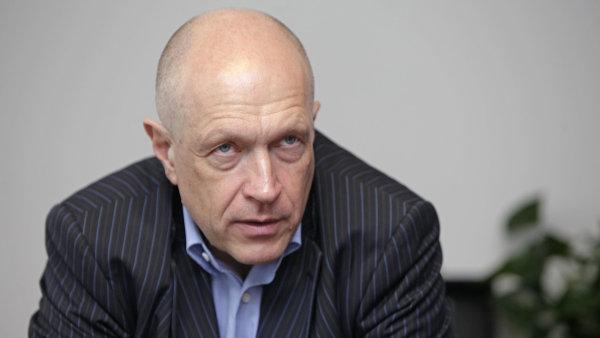 Pavel Kysilka, šéf České spořitelny