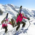 Francouzsk� oblast Areches-Beaufort je jednou z nejvhodn�j��ch pro skialpinismus v Alp�ch (ilustra�n� foto).