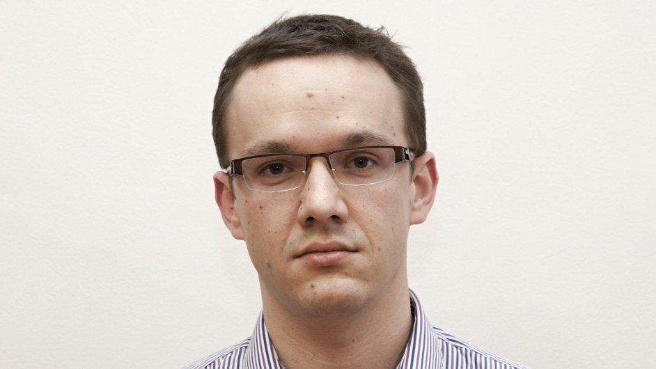 Marek Měchura, ředitel sektoru prodeje nemovitostí společnosti EKOSPOL
