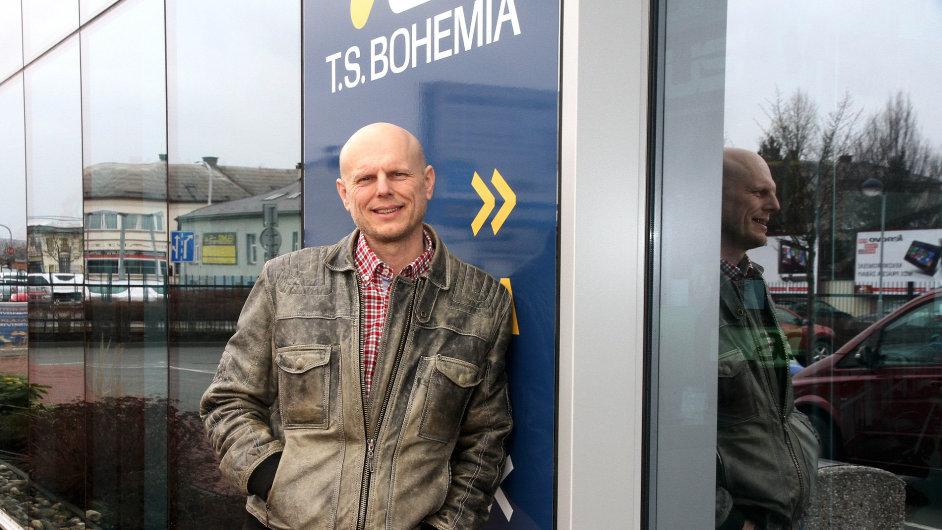 Předseda představenstva T.S. Bohemia Lubomír Pešák