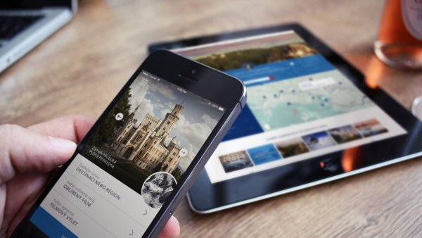 Amadeus i Samot��i. Nov� aplikace p�ibli�uje �esk� filmov� lokality