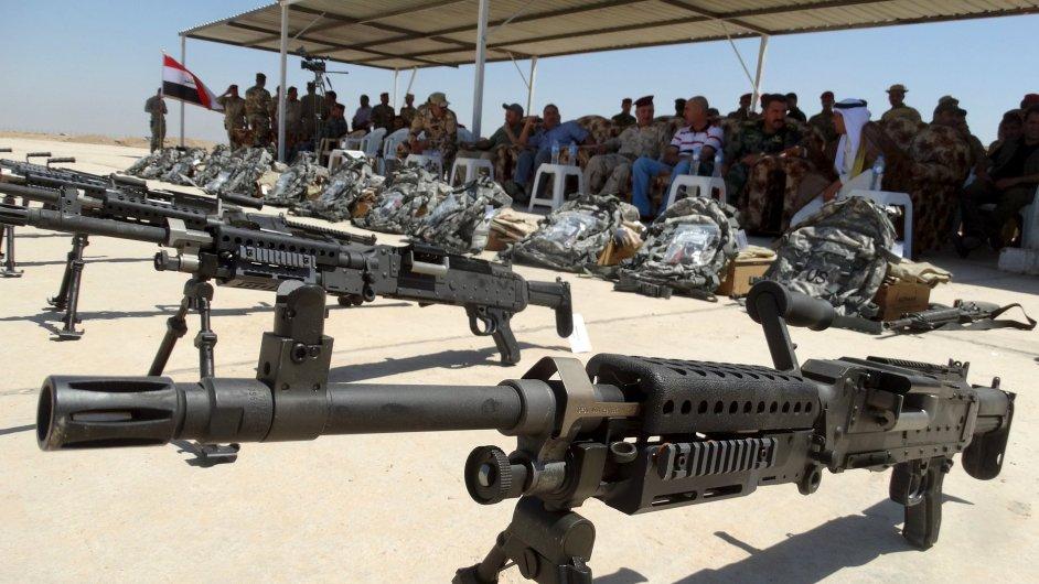 Zbraně, Sýrie