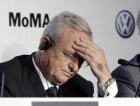 Martin Winterkorn rezignoval na post generálního ředitele koncernu Volkswagen - Ilustrační foto.